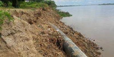 Clorinda podría tener más problemas con el servicio de agua potable