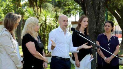 Vidal sumó a otro intendente opositor y avanza en el armado de la pata peronista de Cambiemos