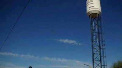 La gobernadora aprobó obras de agua potable, gas natural, mejora de caminos y otros servicios