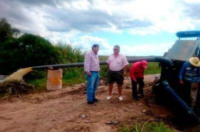 El Ejecutivo garantiza la asistencia a municipios por las lluvias