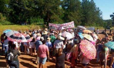 Continúa el conflicto de tierras entre colonos y la comunidad guaraní de Mado