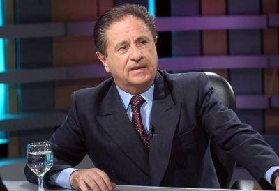 """Eduardo Duhalde: """"No podemos permitir otro 'Que se vayan todos'"""""""