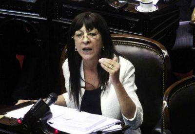 Diana Conti, irónica contra María Eugenia Vidal: