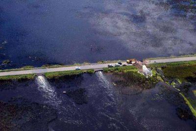 Acuerdo interprovincial para limpiar el cauce del río Quinto