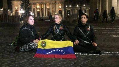 """Católicos de Venezuela piden al Papa una posición más eficiente: """"No tenemos miedo a Maduro"""""""