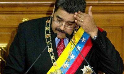 La Iglesia venezolana acusó a Nicolás Maduro de llevar el caos al país