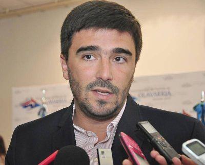 Galli celebró transferencia de fondos a la Provincia