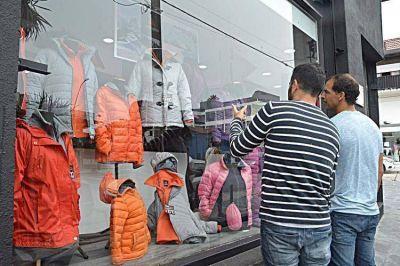 Los comerciantes de Juan B. Justo, preocupados por las bajas ventas