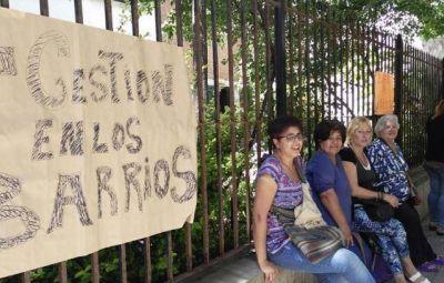 """Luego de tomar """"Asuntos de la Comunidad"""", vecinalistas serán recibidos por el Secretario de Gobierno"""