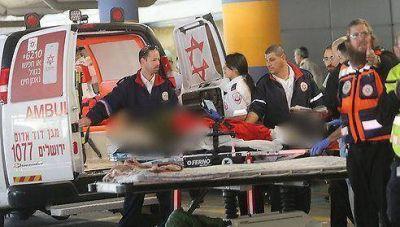 Cuatro asesinados en un ataque terrorista en Jerusalem