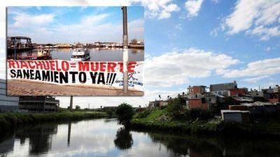 Cuenca Matanza: el riachuelo sigue contaminando más de 90mil toneladas al año