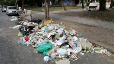 La imagen de un nuevo microbasural indigna a los vecinos