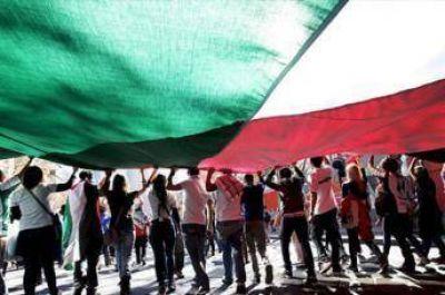 Palestinos en América Latina buscan poner a su país en el mapa