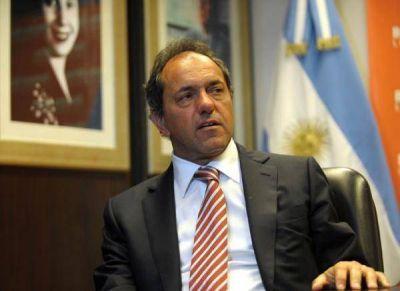 Scioli celebró el envío de 25 mil millones de Nación a la Provincia