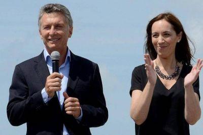 Macri retoma las actividades presidenciales con un acto junto a Vidal en la Provincia