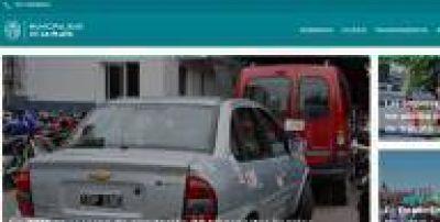 La Municipalidad de La Plata relanzó su sitio web, y logró un perfil más dinámico
