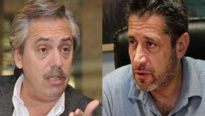 PJ porteño: Santa María y Alberto operan desde el Túnel del Tiempo