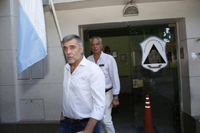 Trasladan a Mariano Bruera a la comisaría de Punta Lara y hoy apelarán la detención