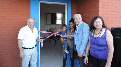 Entregaron viviendas en la ciudad de Añatuya