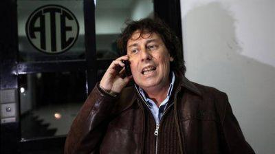 Pablo Micheli cruzó al secretario de Empleo por sus dichos sobre los despidos: