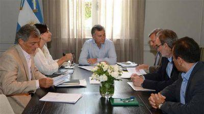 Mauricio Macri retomó su actividad y se reunió con Juan José Aranguren por el aumento de la nafta