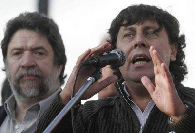 Pablo Micheli advirtió sobre la fexibilización laboral y reclamó un paro nacional