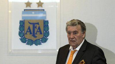 Crisis en la AFA: nueva maniobra de la Junta Interventora