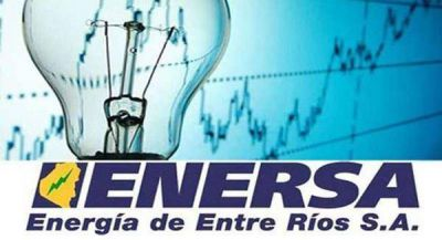 Enersa informó que a partir de este mes rige el aumento en la tarifa eléctrica