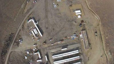Con la obra parada, hubo 300 despidos en las represas Kirchner y Cepernic