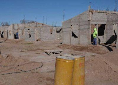 El Gobierno repara 70 viviendas ubicadas en barrio Estrella del Sur