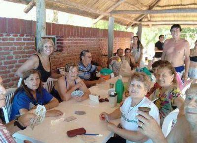 Colonia de vacaciones, una opción para los adultos mayores de San Luis