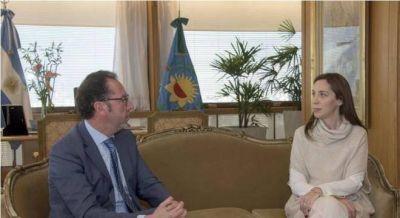 Vidal descarta a los desencantados de Stolbizer y prefiere sumar peronistas