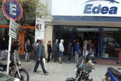 EDEA volvió a culpar al viento y desde el Sindicato exponen como siguen llevándose el dinero al exterior