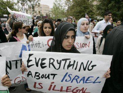 """Parlamento Israelí: """"Los judíos no apoyan abiertamente a Israel por temor al antisemitismo en las universidades de Europa y Estados Unidos"""""""