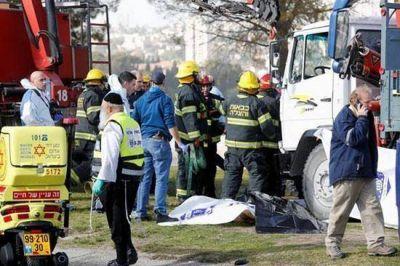La DAIA condena el ataque terrorista en Jerusalém