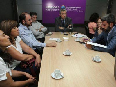 Nación consulta la experiencia de Mendoza de premiar la productividad