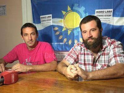 Elecciones Municipales: Fue presentada la lista que encabezan Mario Lara y Leandro Gerona
