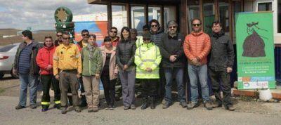Basura en el campo: Lanzaron nueva campaña de concientización