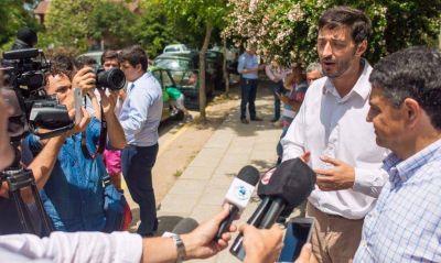De gira por la costa, Jorge Macri se apoya en intendentes PRO para su candidatura