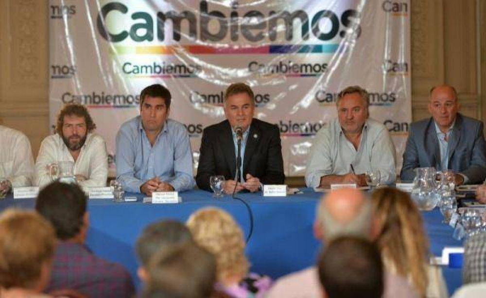 Encabezados por Gay, se lanzó la Mesa Cambiemos en la Sexta Sección electoral