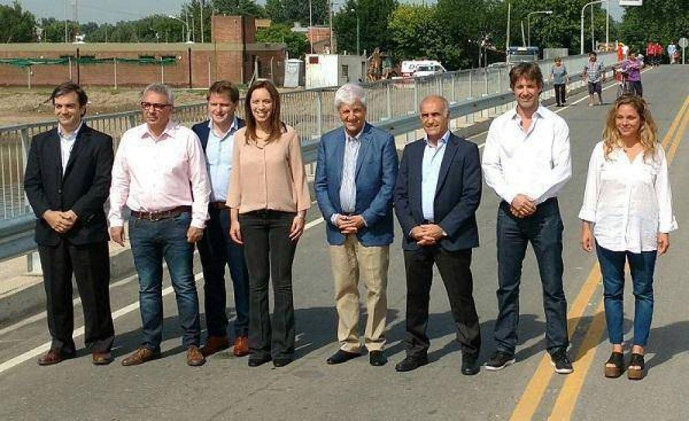 Zamora y Andreotti piden que Vidal coparticipe los fondos de Nación