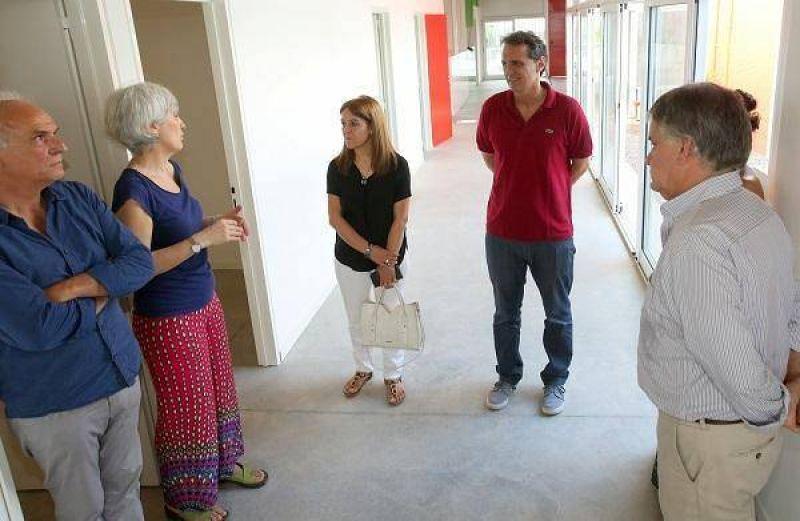 Avanza la construcción del Centro de Salud de Villa Lanzone Oeste