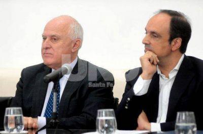 Corral dijo que va a invitar al PRO a sumarse al Frente Progresista