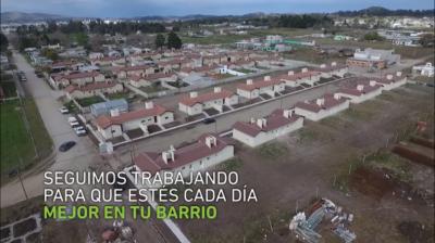 Provincia publicó video con las obras en Tandil y los comentarios no tardaron en llegar