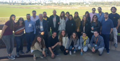 KKL: El Congreso de Líderes Jóvenes de América Latina en Israel concluyó con gran éxito