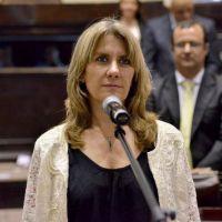 Diputada Lorden defendió la gestión Lordén: Vidal en un año encaró más cambios que Scioli en 8