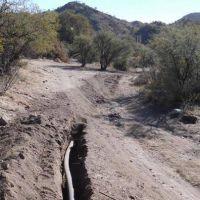 Trabajan en la recuperación del caudal del acueducto Huascara