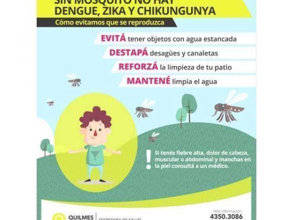 Buscan evitar enfermedades transmitidas por mosquitos