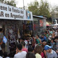 El Dakar ya pone color en la provincia con su feria