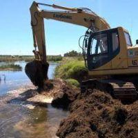 Buenos Aires, Santa Fe, Córdoba y La Pampa acordaron obras de limpieza en el cauce del Río Quinto